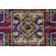 Kusový koberec Urban Traditional Blue/Multi