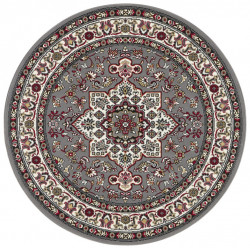 Kruhový koberec Mirkan 104102 Grey