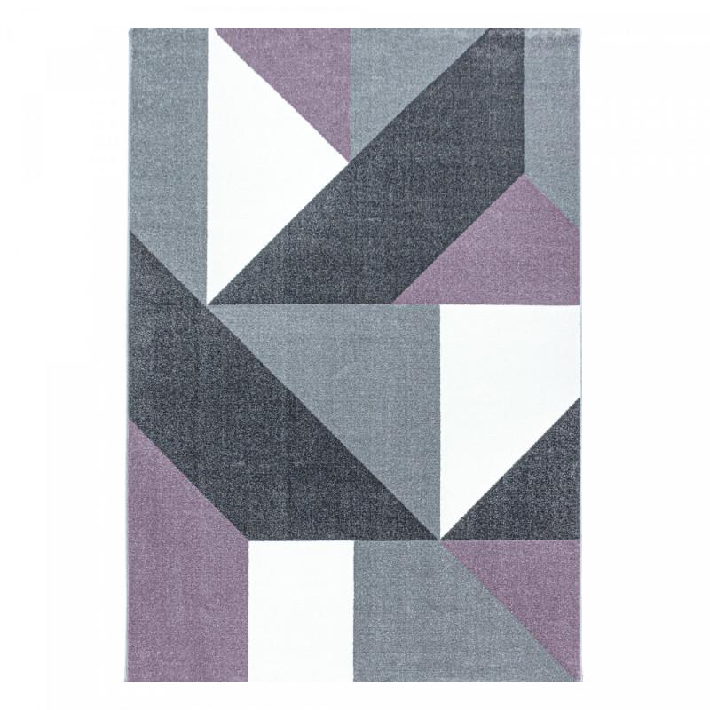 Kusový koberec Ottawa 4205 lila