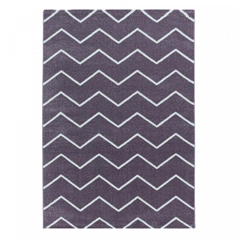 Kusový koberec Rio 4602 lila