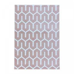 Kusový koberec Costa 3524 pink