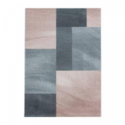 Kusový koberec Efor 3712 rose