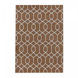 Kusový koberec Efor 3713 copper
