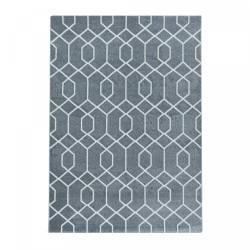 Kusový koberec Efor 3713 grey