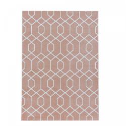 Kusový koberec Efor 3713 rose