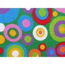 Dětský metrážový koberec Candy 24
