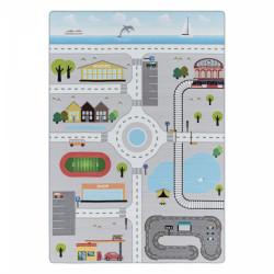 Kusový koberec Play 2902 grey
