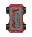 Kusový koberec Play 2907 red