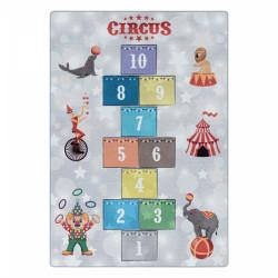Dětský kusový koberec Play 2909 grey