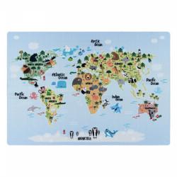 Dětský kusový koberec Play 2917 blue