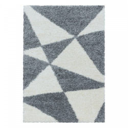 Kusový koberec Tango Shaggy 3101 grey