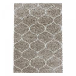 Kusový koberec Salsa Shaggy 3201 beige