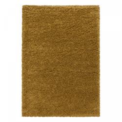 Kusový koberec Sydney Shaggy 3000 gold