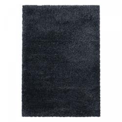 Kusový koberec Fluffy Shaggy 3500 anthrazit