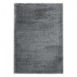 Kusový koberec Fluffy Shaggy 3500 light grey