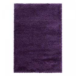 Kusový koberec Fluffy Shaggy 3500 lila