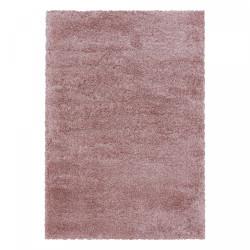 Kusový koberec Fluffy Shaggy 3500 rose