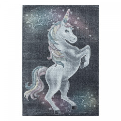 Kusový koberec Funny 2102 grey