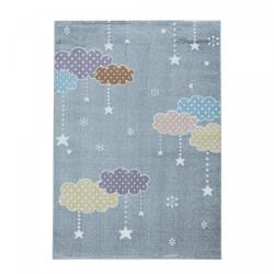 Dětský kusový koberec Lucky 3611 grey