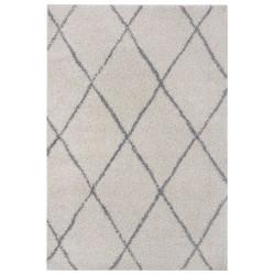 Kusový koberec Mujkoberec Original 104906 cream-dark grey