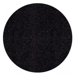 Kusový koberec Life Shaggy 1500 antra kruh