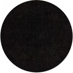 Kusový koberec Relax REL 150 black kruh