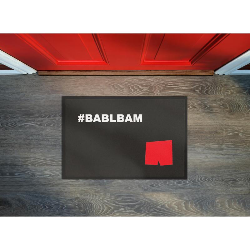 Rohožka Bablbam 40x60 cm