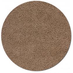Kusový koberec Relax REL 150 light brown kruh
