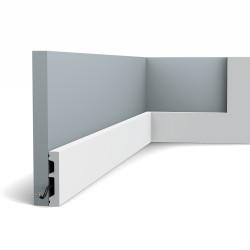 ORAC stropní, podlahová a lemovací lišta SX157