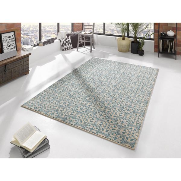 Hanse Home Collection koberce Kusový koberec Gloria 102415, 80x200 cm% Modrá - Vrácení do 1 roku ZDARMA vč. dopravy