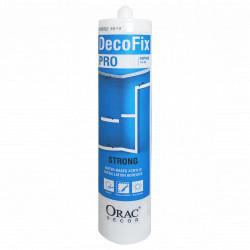Lepidlo do interiéru DecoFix Pro (310 ml) FDP500, silné montážní
