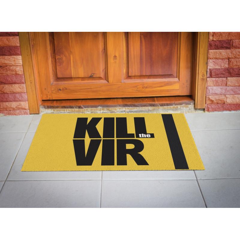 Rohožka KILL VIR 40x60 cm