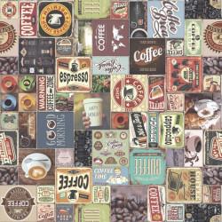 PVC podlaha Tex-Maxima 2001 Coffee Time