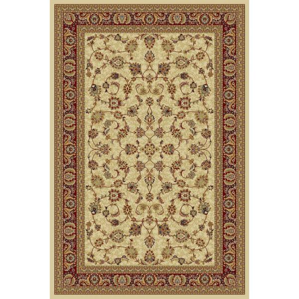 Oriental Weavers koberce Kusový koberec TASHKENT 170I, koberců 120x180 cm Béžová - Vrácení do 1 roku ZDARMA