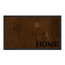AKCE: 45x75 cm Protiskluzová rohožka Printy 103791 Brown Anthracite