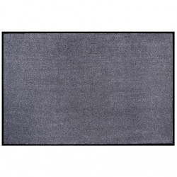 AKCE: 60x80 cm Protiskluzová rohožka Mujkoberec Original 104484 Grey