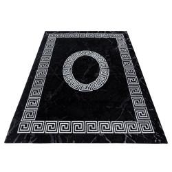 AKCE: 80x150 cm Kusový koberec Plus 8009 black