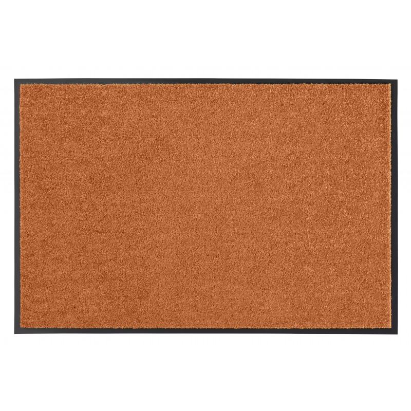 AKCE: 90x150 cm Rohožka Wash & Clean 101469 Orange