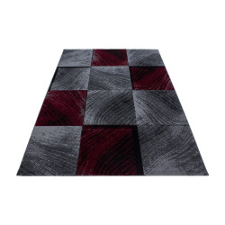 AKCE: 80x150 cm Kusový koberec Plus 8003 red