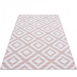 AKCE: 80x150 cm Kusový koberec Plus 8005 pink