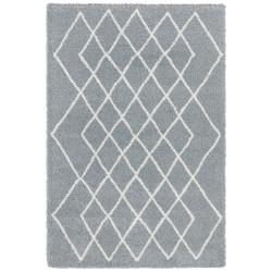 AKCE: 80x150 cm Kusový koberec Passion 103677 Aquablue, Cream z kolekce Elle