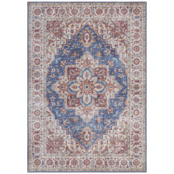 Kusový koberec Asmar 104001 Jeans/Blue