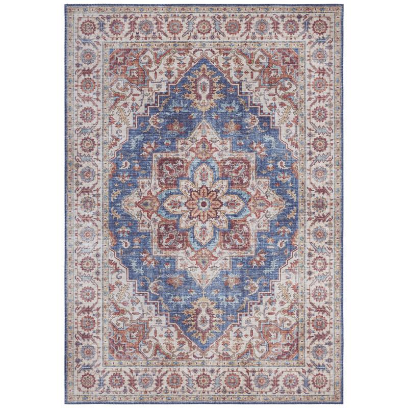 AKCE: 80x200 cm Kusový koberec Asmar 104001 Jeans/Blue