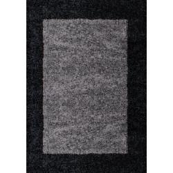 AKCE: 80x150 cm Kusový koberec Life Shaggy 1503 anthracit