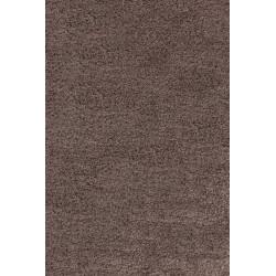 AKCE: 80x150 cm Kusový koberec Life Shaggy 1500 mocca