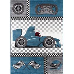 Dětský kusový koberec Kids 460 blue