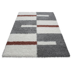 AKCE: 80x150 cm Kusový koberec Gala 2505 terra