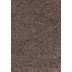 AKCE: 60x110 cm Kusový koberec Dream Shaggy 4000 Mocca