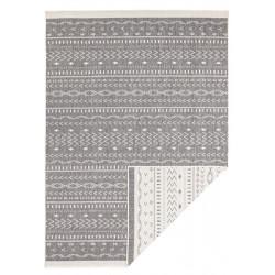 AKCE: 80x150 cm Kusový koberec Twin Supreme 103437 Kuba grey creme