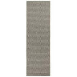 AKCE: 80x250 cm Běhoun Nature 104273 Light Grey